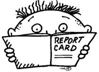 Parents have a right to see report card